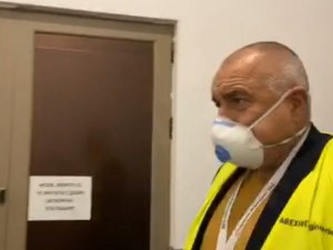 Бойко Борисов в завод в Смолян: Дойдох да ви кажа едно голямо благодаря