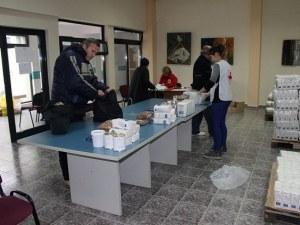Над 41 000 нуждаещи се ще получат пакети с храна