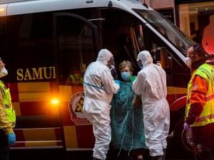Великобритания на второ място по починали от COVID-19 за 24 часа, изравни се с Италия по нови случаи