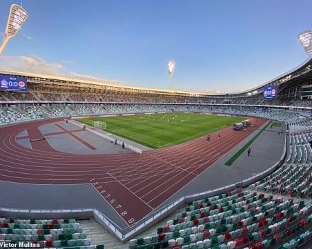 Как футболът в Беларус превърна заразата в