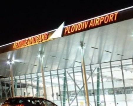 Летище Пловдив с нов режим на работа, но в готовност  да поеме извънредни полети