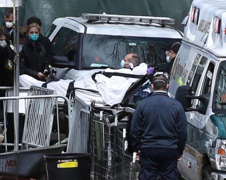 Нов антирекорд: 1480 души починаха в САЩ за 24 часа от COVID-19