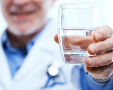 Съвет срещу коронавирус: Пийте повече вода!