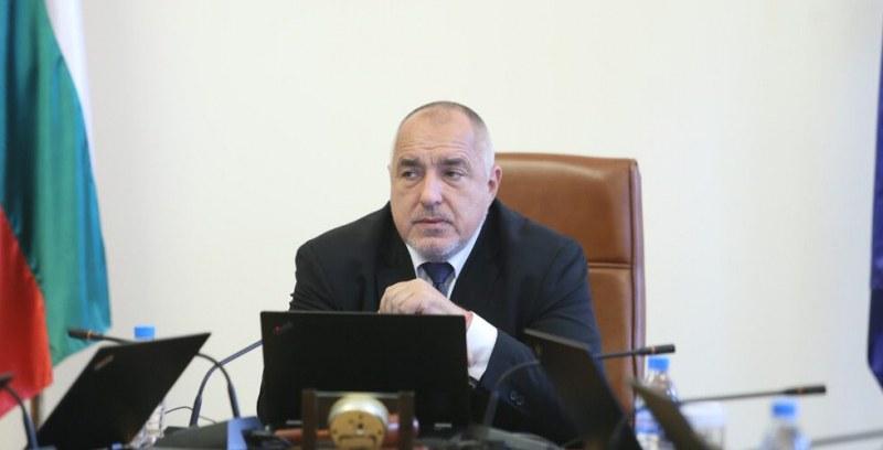Бойко Борисов: Аз няма да стана д-р Менгеле, за да угодя на Съседа