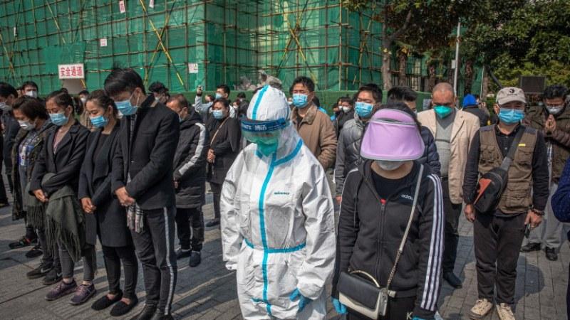 Днес в Китай е ден на национален траур
