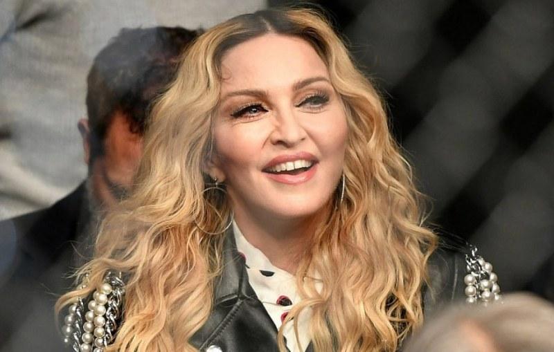 Мадона с щедро дарение за ваксина срещу коронавируса
