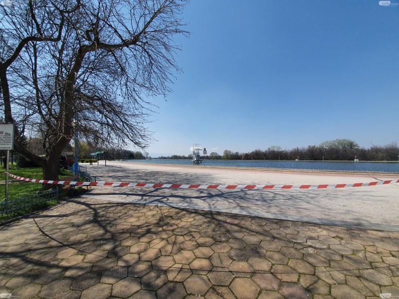 В Пловдив и София държат рекорда по издадени актове за разходки в паркове и градинки