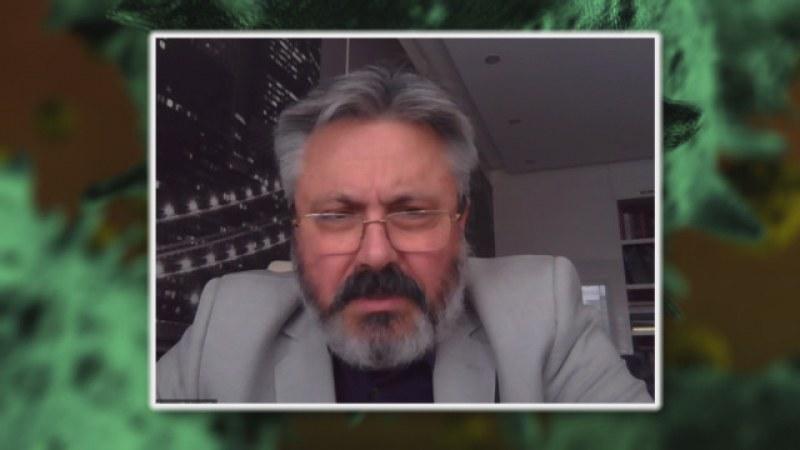 Български лекар в щаба за борба с COVID-19 в САЩ