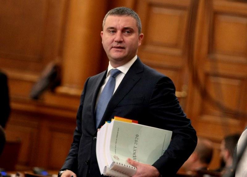 Министър Горанов: Рано е за финансиране от МВФ