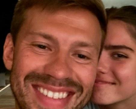 Футболист наруши карантината си заради внучка на Елцин