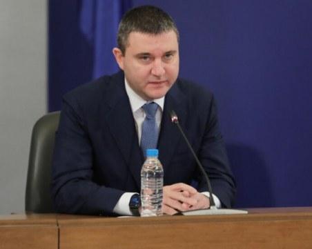 Горанов: Актуализацията на бюджета е напълно съобразена, да не прибързваме с мерки