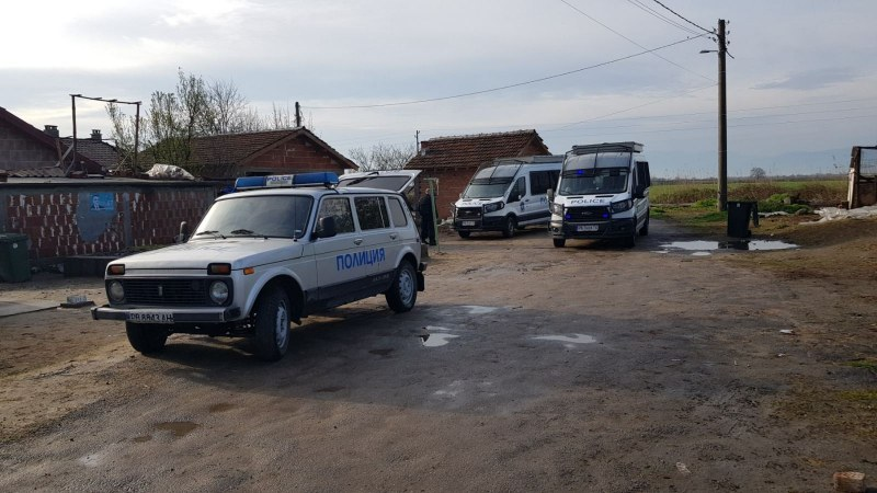 Мащабна акция срещу битовата престъпност край Пловдив, има задържани!