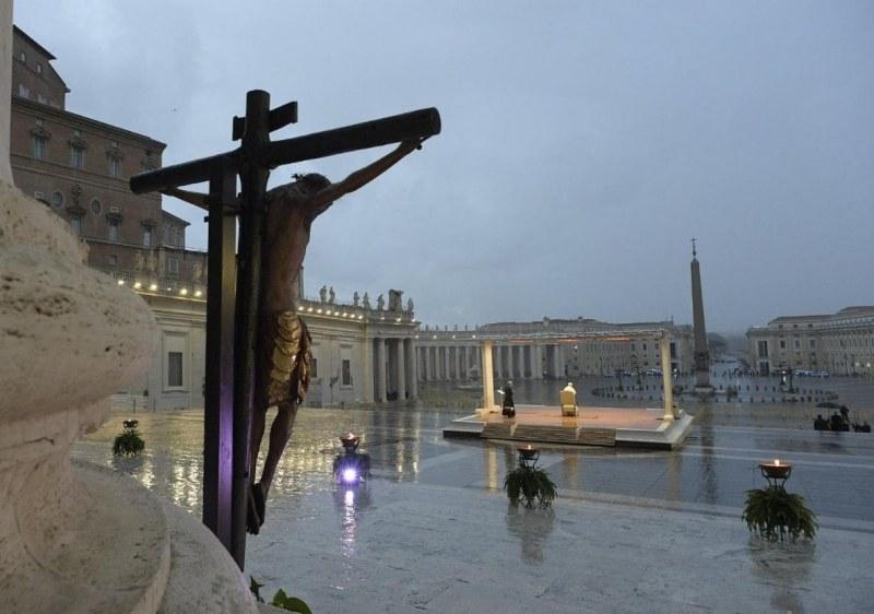 Започва Страстната седмица за католиците