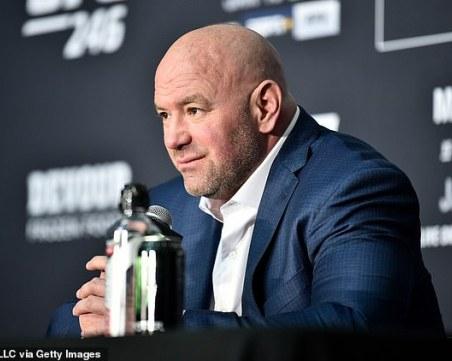 Дейна Уайт осигурил частен остров за битките в UFC