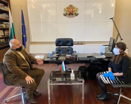 Херо Мустафа: САЩ и България стоят рамо до рамо