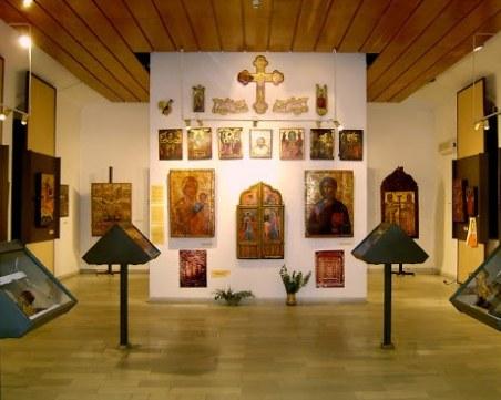 Иконната експозиция на Пловдивската галерия влиза в онлайн пространството