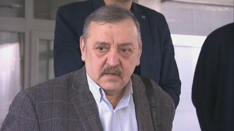 Кантарджиев: Салатата не пречи, ако е добре измита
