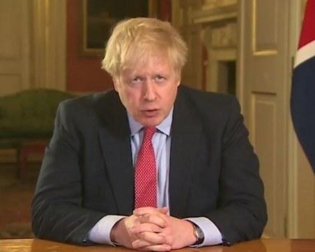 Борис Джонсън е в стабилно състояние
