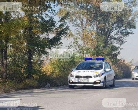Кражби в Асеновград и Първомай! Арестувани са четирима