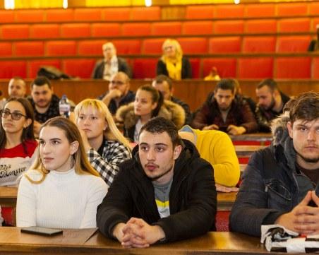 За първи път: Приемат студенти в УХТ с online тест