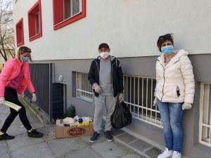 Снабдяват с хранителни продукти семейства в затруднено положение в Тракия