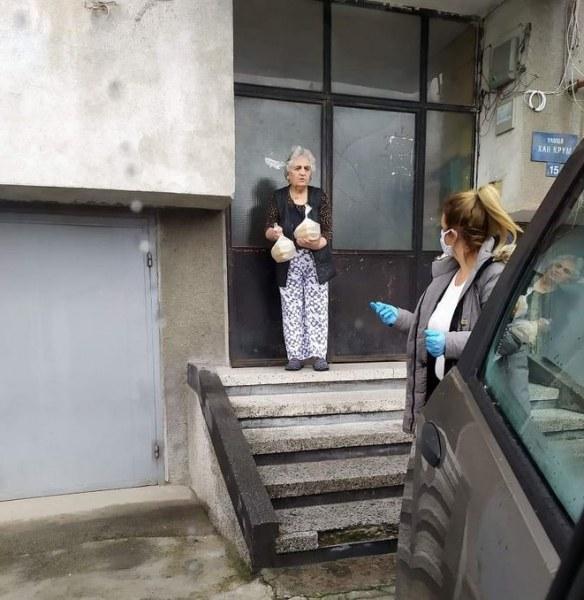 Възрастни и социално слаби асеновградчани получават топъл обяд по домовете