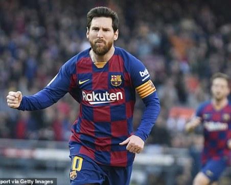 Шефът на Ла Лига: Ако Меси си тръгне, няма да е голяма драма