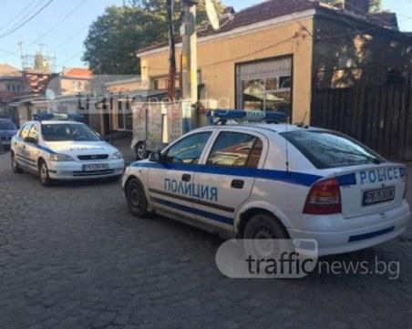 Спипаха апаш в Пазарджик, обрал два магазина