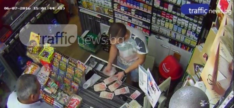 Измамник пробутва фалшиви банкноти в пловдивски магазини, съдът го остави в ареста