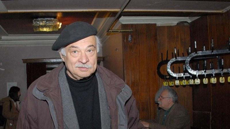 Почина актьорът Вълчо Камарашев