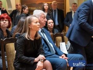Зико: Няма напрежение между щабовете – ние отговаряме за Пловдив, Каназирева за областта