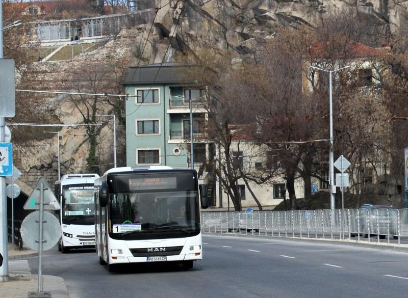 70% са намалели пътниците в градския транспорт в Пловдив, автобусите остават редовни