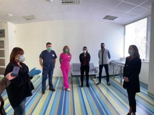 Още един приемен кабинет за коронавирус отвори врати в Пловдив