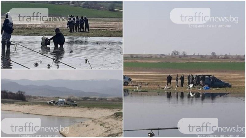 За рибарите извънредно положение няма, важното е рибата да кълве
