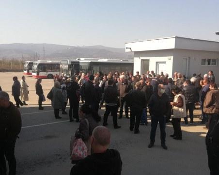 Хеброс бус спира да обслужва 6 линии от градския транспорт в Пловдив! Освобождават персонал