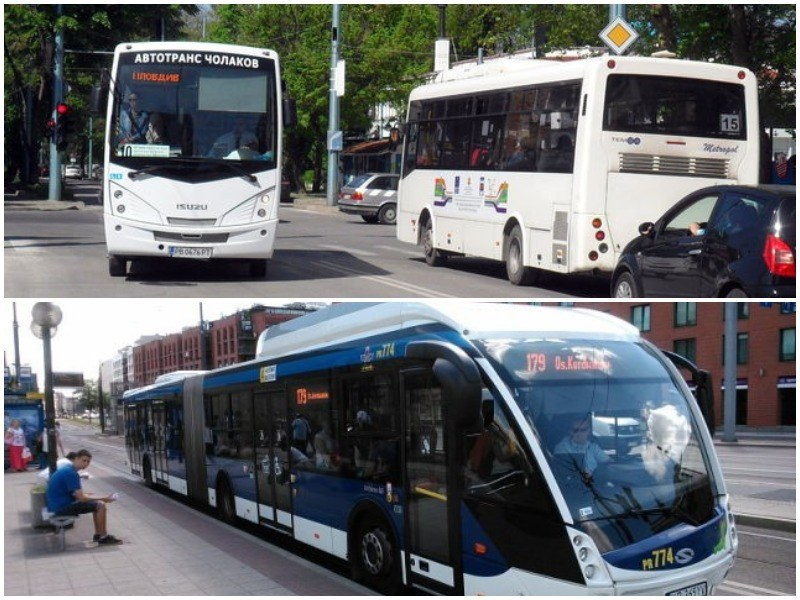 Ще затвори ли някой бездънната яма частен градски транспорт в Пловдив?