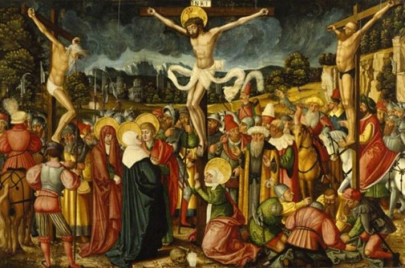 Разпети петък е! Най-тъжният ден за всички християни! Помолете се за болните и страдащите