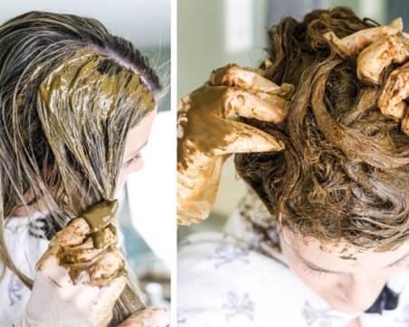 7 предимства на къната пред боята за коса