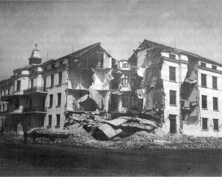 На Велика събота: Чирпанското земетресение срива Пловдив преди 92 години