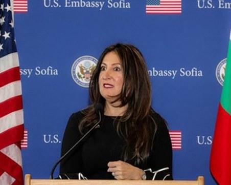 САЩ даряват 500 хил. долара на България срещу COVID-19