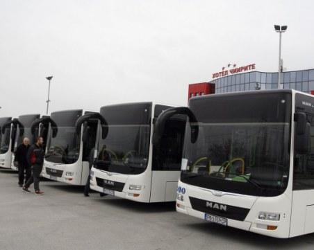 Задава се частен монопол в градския транспорт на Пловдив - реформата се превръща в илюзия