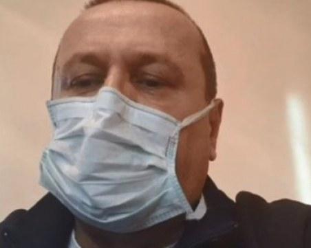 Хасан Адемов: Не знам от къде съм се заразил с COVID-19