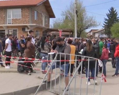 Генерал Мутафчийски за протестите в махалите: Абсолютно забранени са!
