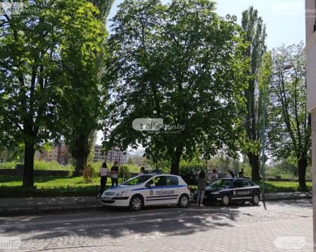 Почти 300 глобени след масовите проверки в Пловдив