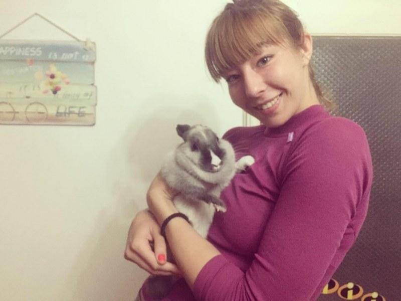 Домашните любимци на Марица: Дима Ушева си има заек