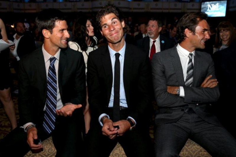 Тримата големи в тениса с благородна инициатива за играчите извън Топ 100
