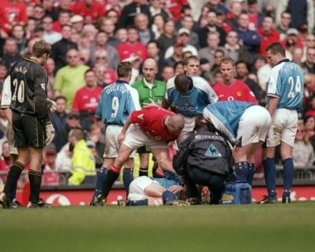 19 години от най-заслужения червен картон в историята