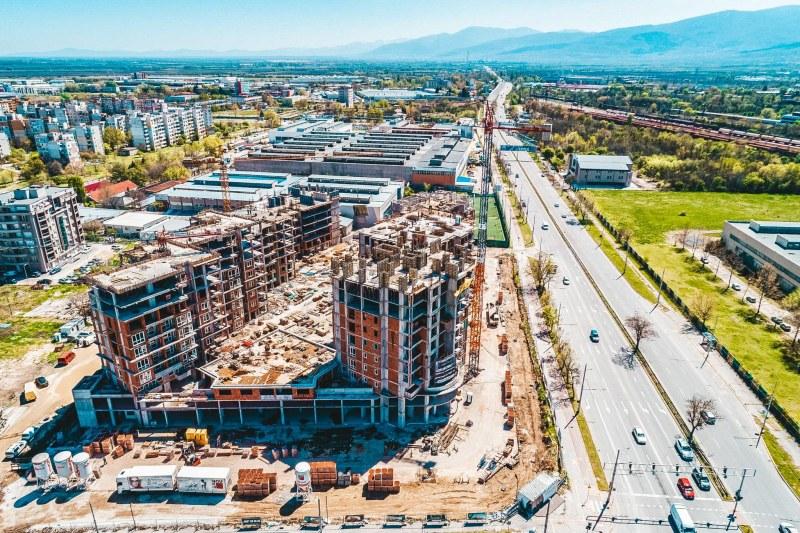 Панорамна гледка на Пловдив от собствения ти дом