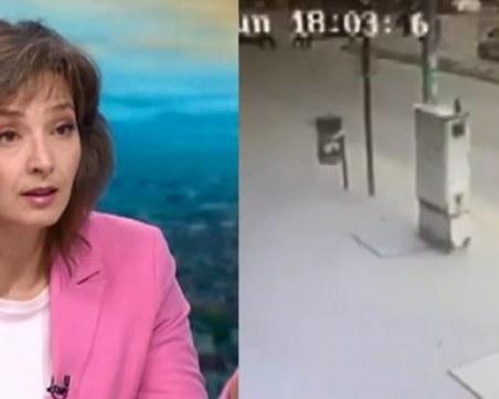 Катя Сунгарска: Милен Цветков е бил в кома, когато линейка е пристигнала на мястото