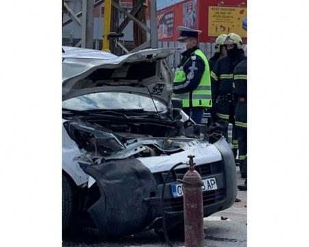 Нова тежка катастрофа на кръстовището, където загина Милен Цветков